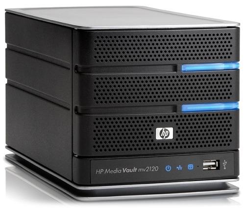 تجهیزات ذخیره سازی HP