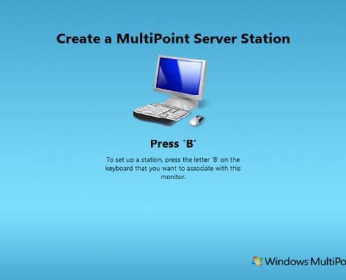 نحوه راه اندازی و تنظیم ویندوز مولتی پوینت سرور (Windows MultiPoint Server)