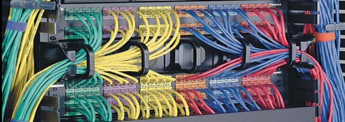 نصب پچ پنل شبکه