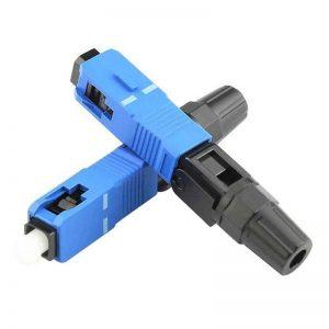 fast connector فیبر نوری