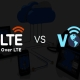 تفاوت بین VoIP و VOLTE