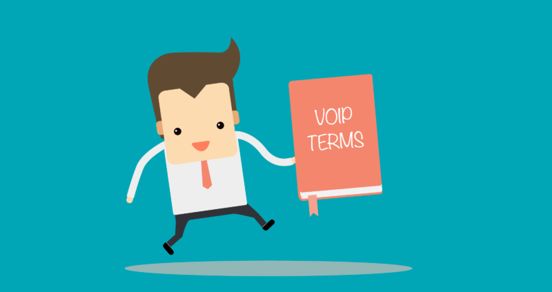 اصطلاحات رایج سیستم تلفن VoIP
